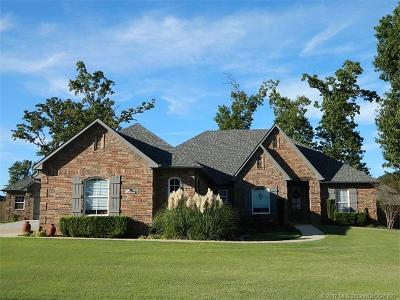 Tahlequah OK Single Family Home For Sale: $364,900