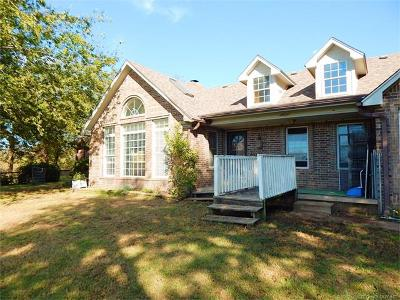 Claremore Single Family Home For Sale: 13600 E 380 Road