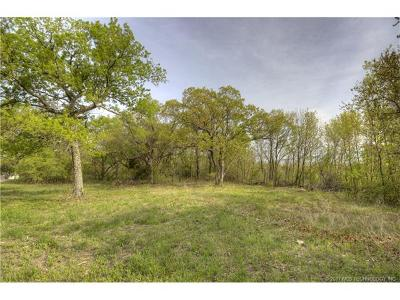 Claremore Residential Lots & Land For Sale: 8711 S Coyote Hills Drive