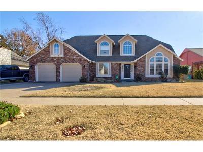 Broken Arrow Single Family Home For Sale: 1115 E Dover Street