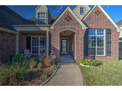 Jenks Single Family Home For Sale: 11806 S Vine Street