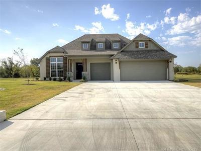 Owasso Single Family Home For Sale: 6312 E 88th Street North