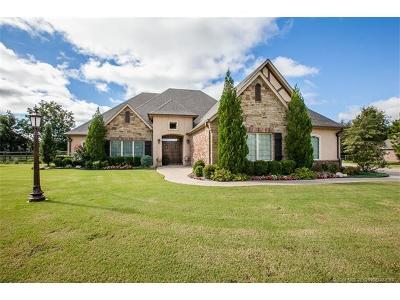 Owasso Single Family Home For Sale: 6956 N Garden Stone Lane