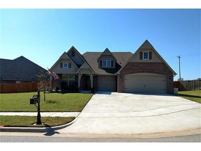 Broken Arrow Single Family Home For Sale: 2617 W Winston Street S