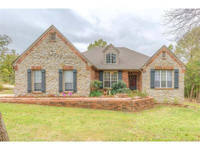 Sand Springs Single Family Home For Sale: 9916 W 51st Street