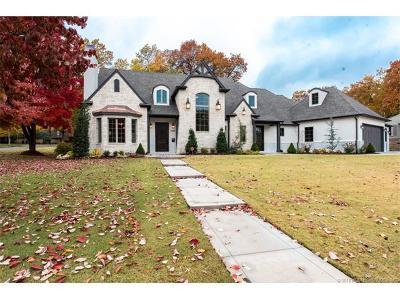 Broken Arrow, Jenks, Tulsa Single Family Home For Sale: 2668 E 33rd Place S