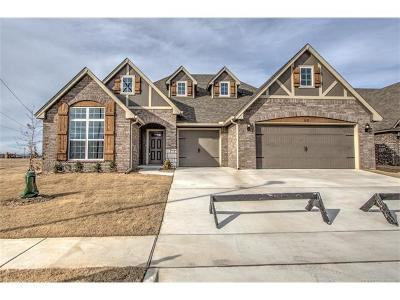 Jenks Single Family Home For Sale: 2621 W 111th Place S
