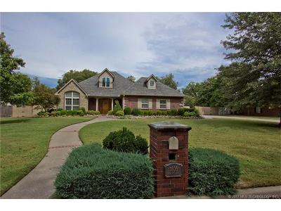 Claremore Single Family Home For Sale: 1806 Forest Park Drive