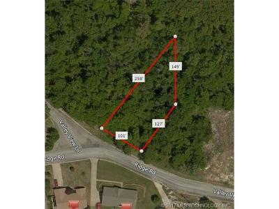 Catoosa Residential Lots & Land For Sale: Ridge Road