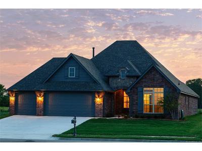 Broken Arrow, Jenks, Tulsa Single Family Home For Sale: 4106 S 12th Place