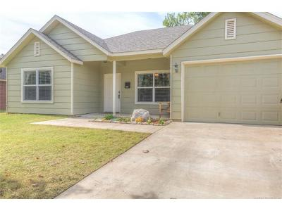 Skiatook Single Family Home For Sale: 1124 S Haynie Street
