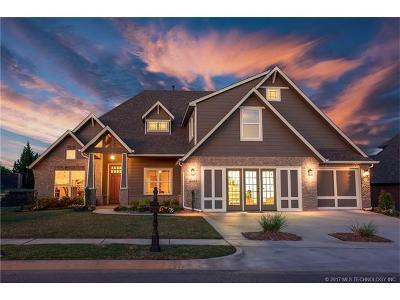 Broken Arrow, Jenks, Tulsa Single Family Home For Sale: 6501 S Chestnut Avenue