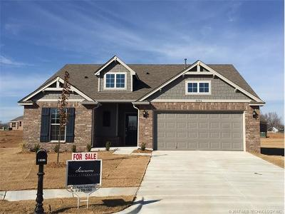 Bixby Single Family Home For Sale: 14386 S Knoxville Avenue