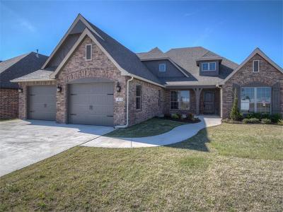 Broken Arrow, Jenks, Tulsa Single Family Home For Sale: 1415 E Washington Place
