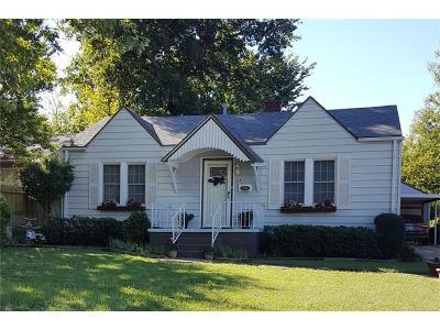 Tulsa Single Family Home For Sale: 1308 S Oswego Street