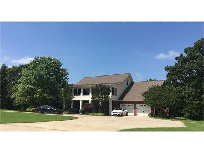 Single Family Home For Sale: 19306 County Road 1550