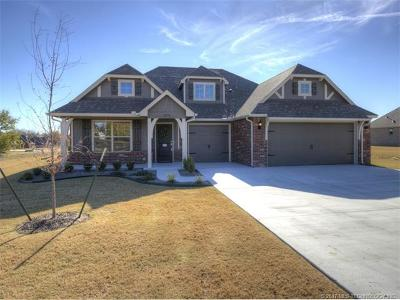 Owasso Single Family Home For Sale: 16772 E 115th Street North