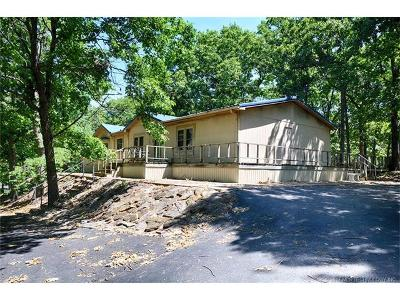 Park Hill OK Manufactured Home For Sale: $159,000