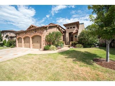 Broken Arrow, Jenks, Tulsa Single Family Home For Sale: 5005 118th Place