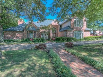 Tulsa Single Family Home For Sale: 3621 E 97th Street
