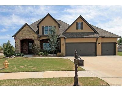 Bixby Single Family Home For Sale: 14127 S Kingston Avenue