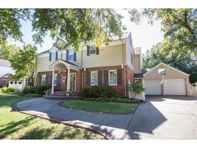 Tulsa Single Family Home For Sale: 2662 E 22nd Street