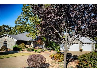 Cookson OK Single Family Home For Sale: $327,900
