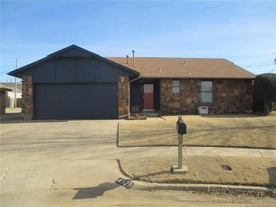 Sand Springs Single Family Home For Sale: 4927 S Greenan Court