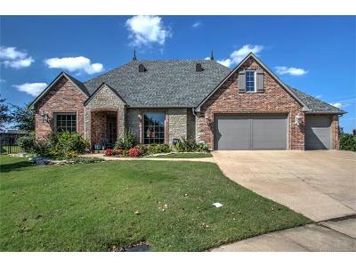 Jenks Single Family Home For Sale: 12101 S Ash Avenue