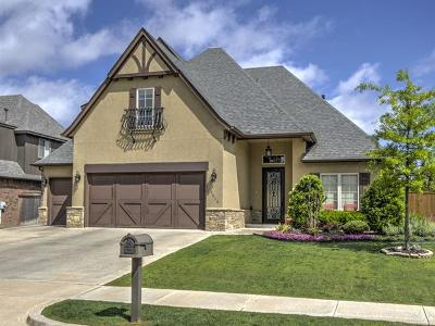 Broken Arrow Single Family Home For Sale: 3316 W Knoxville Street