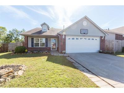 Sapulpa Single Family Home For Sale: 2561 W Mounds Court