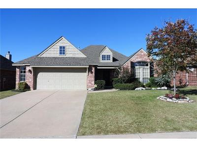 Broken Arrow Single Family Home For Sale: 20227 47th Place S