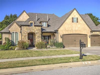 Bixby Single Family Home For Sale: 14350 S Hudson Street