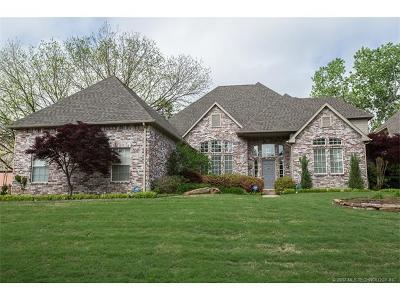 Bixby Single Family Home For Sale: 14526 S 53rd East Avenue