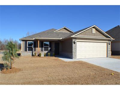 Coweta Single Family Home For Sale: 28013 E 150th Place S