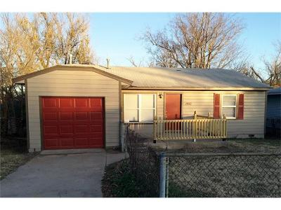 Tulsa Single Family Home For Sale: 1443 N Nogales Avenue