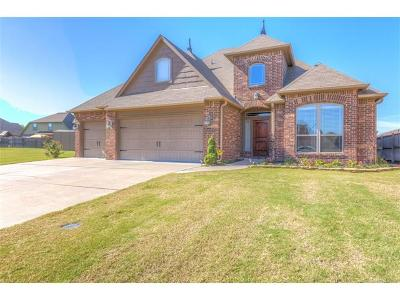 Broken Arrow Single Family Home For Sale: 3280 S 205th East Place