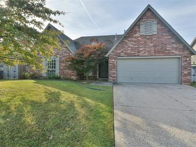 Bixby Single Family Home For Sale: 10346 E 113th Place S