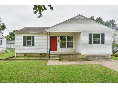 Tulsa Single Family Home For Sale: 7136 E King Street