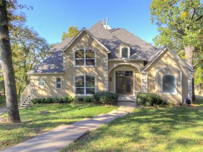 Tulsa Single Family Home For Sale: 3503 E 102nd Street