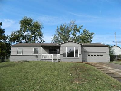 Sand Springs Single Family Home For Sale: 508 N Birch Avenue