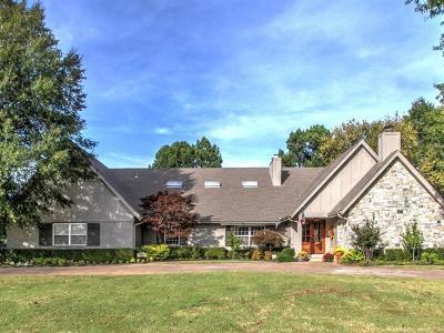 Broken Arrow Single Family Home For Sale: 77 Cedar Ridge Road