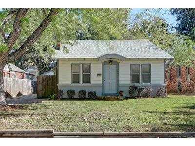 Tulsa Single Family Home For Sale: 1407 S Florence Avenue