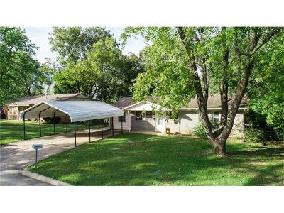 Claremore Single Family Home For Sale: 1810 W Cedar Street