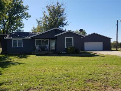Bristow OK Single Family Home For Sale: $229,000