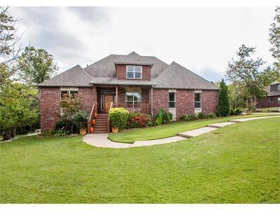 Owasso Single Family Home For Sale: 18894 E 80th Street N