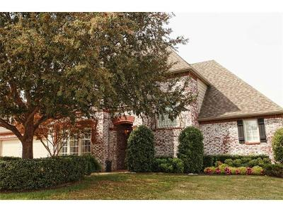 Jenks Single Family Home For Sale: 12216 S 2nd Street