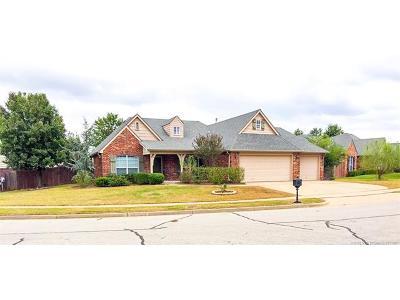 Jenks Single Family Home For Sale: 12527 S Ash Avenue