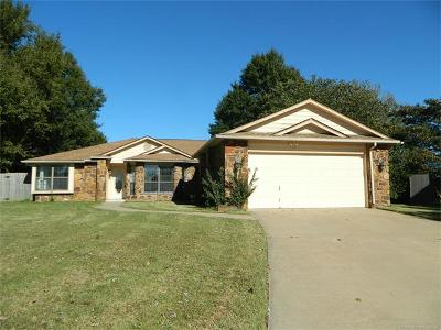 Owasso Single Family Home For Sale: 12307 E 88th Court North