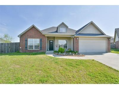Skiatook Single Family Home For Sale: 119 W 134th Court N
